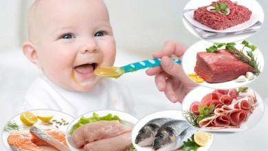 فيتامينات الأطفال الرضع