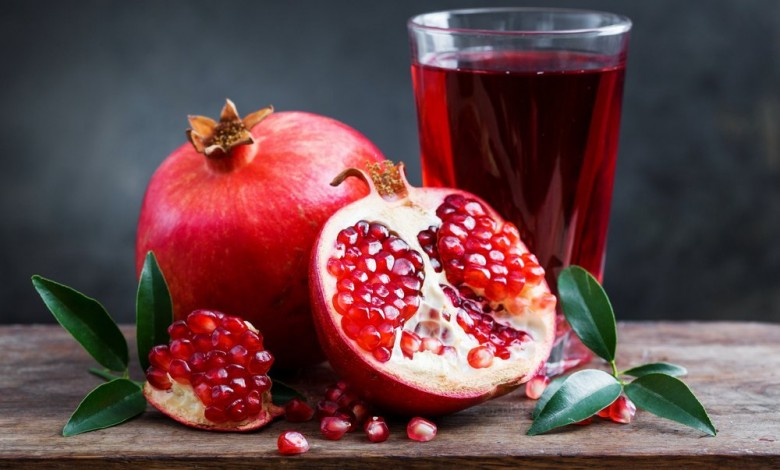 فوائد عصير الرمان لمرضى السكري