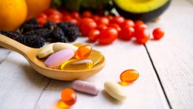 فيتامينات المرأة المرضع