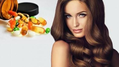 أفضل فيتامينات الشعر