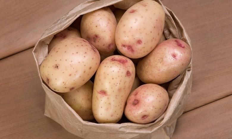 فوائد قشر البطاطا